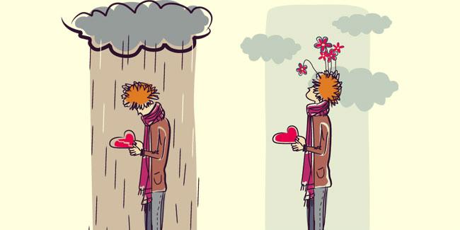 Gambar Orang Sakit Hati Kartun